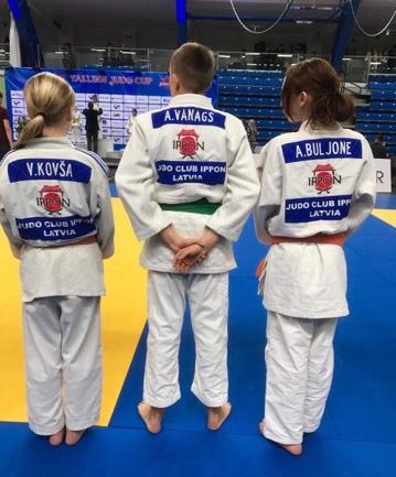 Tallin Judo Cup 2018