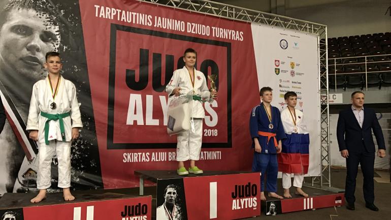 Starptautiskais turnīrs Lietuvā