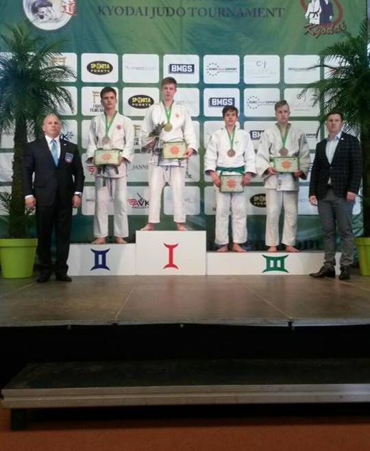 Starptautiskais džudo turnīrs «Kyodai»