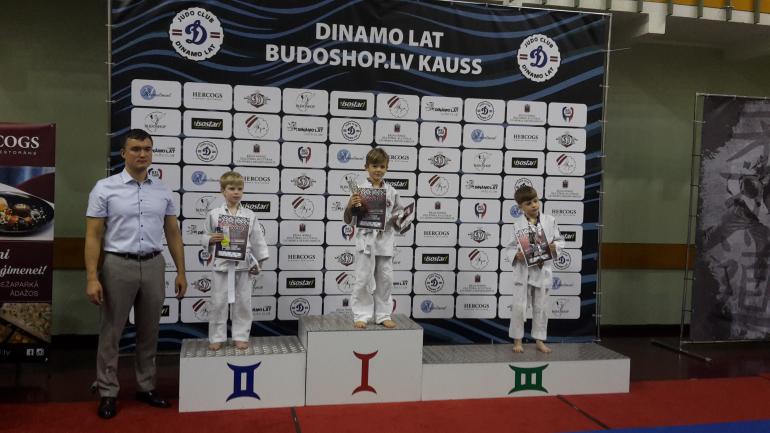 Starptautiskais turnīrs Dinamo Lat Kauss 2018