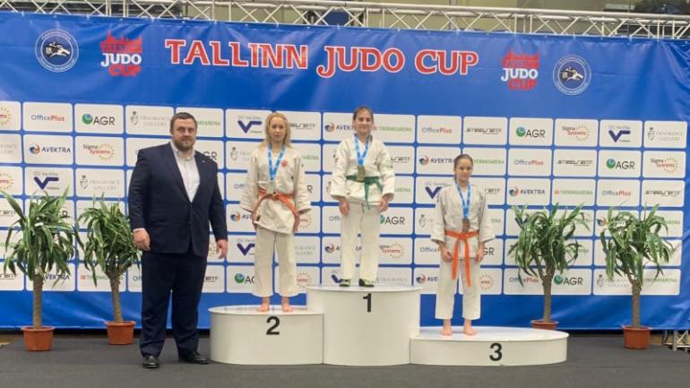 Международный турнир «Tallinn judo cup 2019»