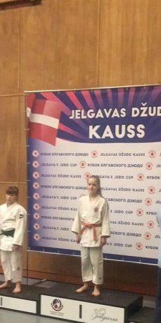 JELGAVAS DŽUDO KAUSS 2019