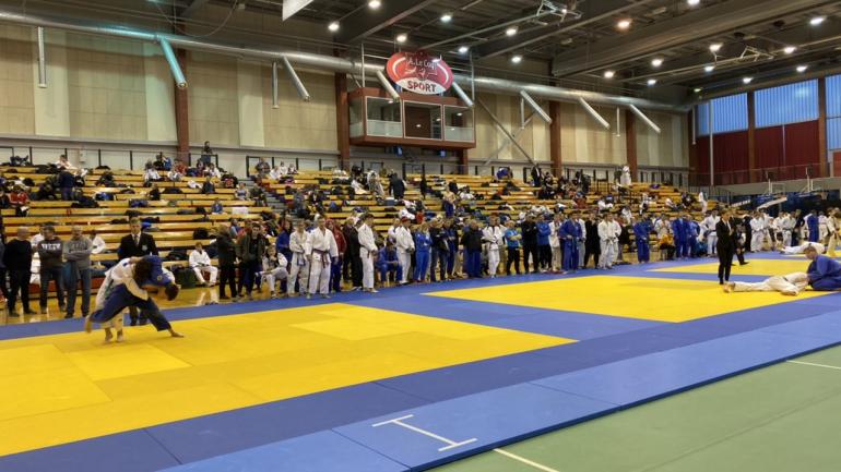 Международный турнир по дзюдо «International Children's Judo Day 2019»