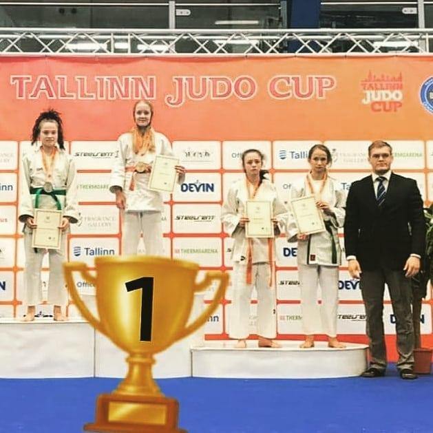 Tallinn judo cup 2020