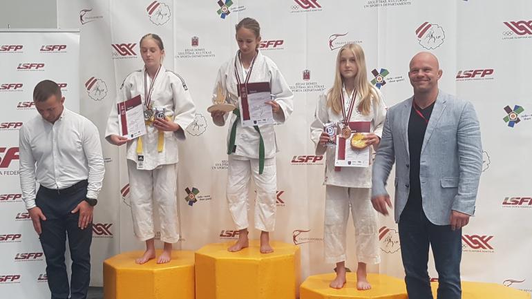 Latvijas meistarsacīkstes U-14, U-16 (Saldus)